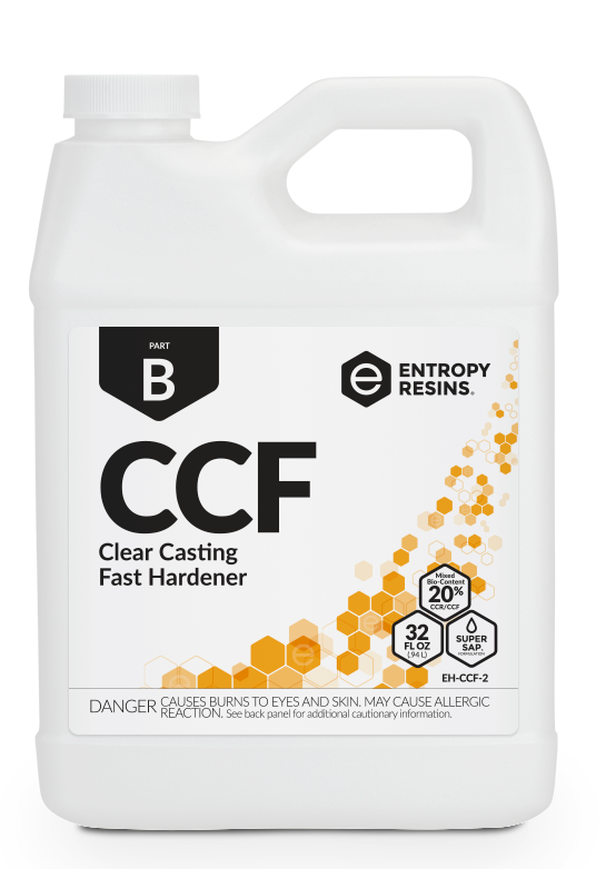 CCF Clear Casting Fast Hardener