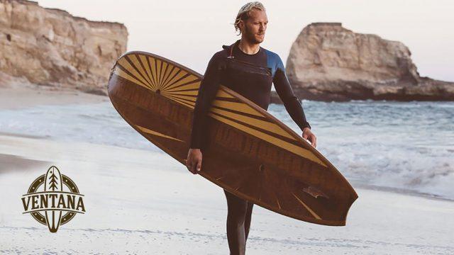 Ventana Surf's artisan builder Martijn Stiphout