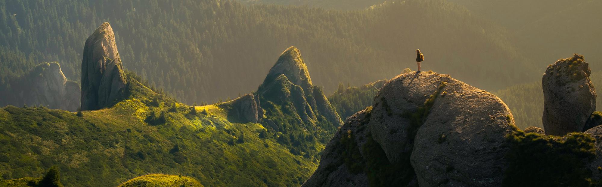 nature mountain view